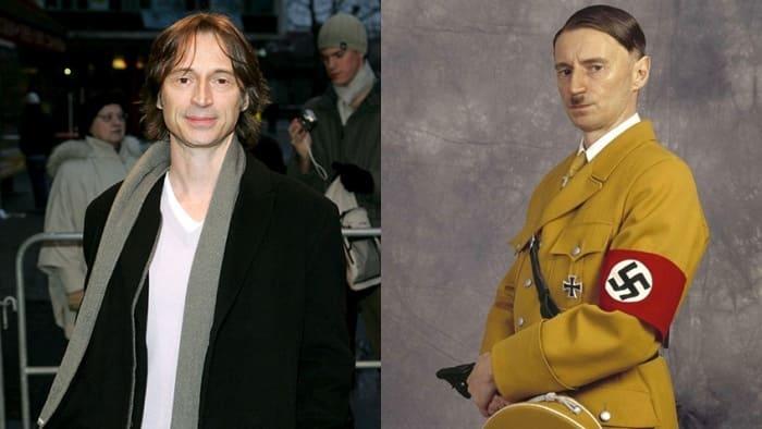 Роберт Карлайл в фильме *Гитлер: восхождение дьявола*, 2003 | Фото: kino.mail.ru